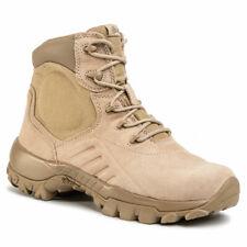 "Men's Bates Delta 6"" Desert Tan Suede / Nylon Army / Combat / Tactical Boots"