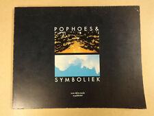 BOEK / POPHOES & SYMBOLIEK