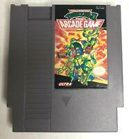 Teenage Mutant Ninja Turtles 2 II: The Arcade Game (Nintendo NES, 1990) *TESTED*