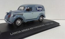 LANCIA ARDEA 800 FURGONCINO YOGA 1953 PUBLICITARIO ITALIANO EAGLEMOSS IXO 1/43