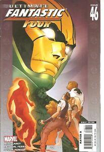 °ULTIMATE FANTASTIC FOUR #46 SILVER SURFER part 5 von 5° US Marvel 2007