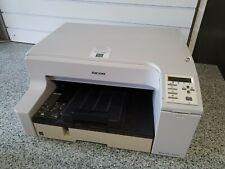 Ricoh Sublimation Printer A3. Aficio GX e7700n