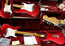 Fender Eric Johnson Artist Signature Stratocaster | Candy Apple | year 2005 | USA