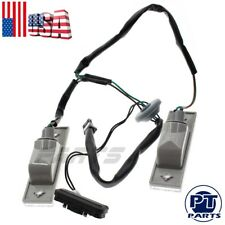 New Rear Trunk Release Switch + Licence Plate Lamp For Chevrolet Cruze 2011-2014
