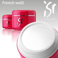 5 ml UV Gel French Weiß Weiss