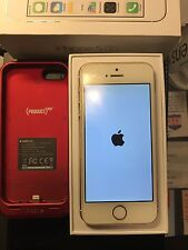 Gently Used iPhone 5s 64gb With Bonus Of A Mophie. AT&T