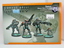 Infinity: INF 280679 Suryat Assault heavy Infantry OVP / MIB inkl. Vers. in D