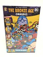DC Universe Bronze Age Omnibus by Jack Kirby Comics HC Hard Cover Sealed $150