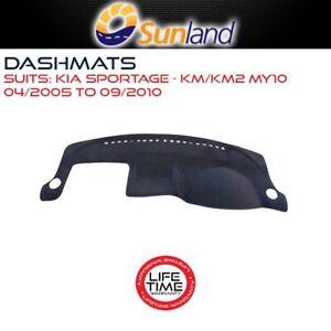 Sunland Dashmat Fits Kia Sportage KM/KM2 MY10 04/2005-09/2010 For All Models