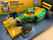 1/18 Benetton Ford B193B #5 Michael Schumacher 1.Podium GP Deutschland 510932805