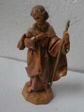 PRESEPIO FONTANINI  San Giuseppe statuina 1991 Nativity presepe 12.5cm
