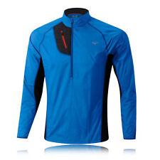 Langarm Herren-Fitness-Oberteile mit Taschen fürs Laufen