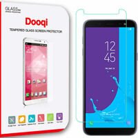 For Samsung Galaxy J6 2018 Premium Ultra Clear Tempered Glass Screen Protector