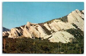 Whispering Rocks, West Cajon Pass, CA Postcard