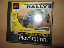 COLIN MCRAE RALLY PS1 comme neuf Collectors version PAL
