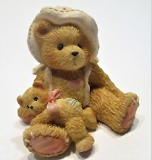 Cherished Teddies  Phoebe A Little Friendship Is A Big Blessing 617113 Enesco