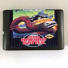 SEGA Mega Drive Genesis Game Bio Hazard Battle