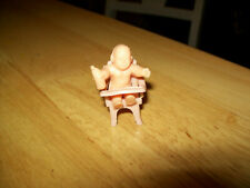 "1 "" BABY AND POTTY CHAIR, VERY TINY"