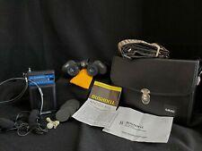 Vintage Bushnell Ensign 7x35 500ft/1000yds Gift Set w/Radio