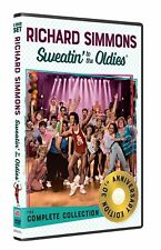 Richard Simmons Sweating to the Oldies Complete 30th Anniversary Box DVD Set TV