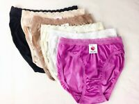 Lot Nylon Sheer Sissy Lacy Lace Panties Knickers Underwear Cheeky Vintage Set