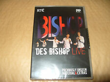 Des Bishop Live dvd 2005 New And Sealed