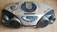 Philips Ghettoblaster AZ2025 CD Radio Kassette Recorder