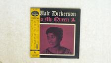 Dickerson, Walt To My Queen VICTOR JAPAN OBI 1CD