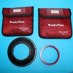 Fotodiox WonderPana 145 System Core for Canon 14 mm Super Wide Angle EF f/2.8L