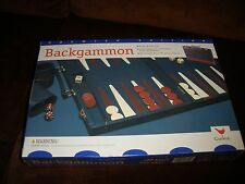 New 1997 Premier Edition Backgammon Game by Cardinal