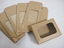 Mini little Wedding Kraft Paper Candy Gift Party Box