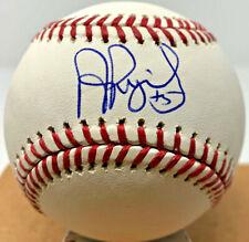 Albert Pujols Signed Baseball Auto MLB Authentication Hologram Cardinals Angels