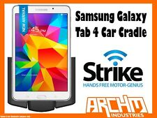 STRIKE ALPHA SAMSUNG GALAXY TAB 4 CAR CRADLE - IN-BUILT CHARGER PROTECT HOLD