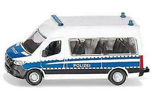 Siku 2305 - Super Série - 1/50 Mercedes-Benz Police Fédérale - Neuf