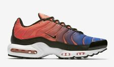 """Nike Air Max Plus """"Gradient Pack""""UK 8.5 EUR 43 Total Crimson/Racer 645330 440"""