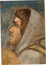 Art - cpsm - Tête d'un berger (detail de Joachim parmi les bergers) - GIOTTO