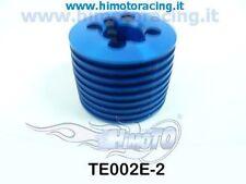 TE002E-2 TESTATA PER  MOTORE A SCOPPIO SH21 BLUE CASTING HEAD MOD 1:8 HIMOTO