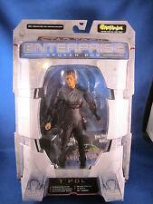 2002 Art Asylum Enterprise Broken Bow Sub Commander T'Pol Action Figure