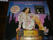 Donna Summer - On the radio Greatest Hits Vol. I&II 2LP