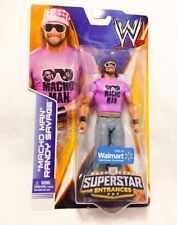 Macho Man Randy Savage 2013 WWE Superstar Entrances Action Figure Mattel Walmart