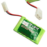 1 pc 7.2V 1300mAh Ni-MH Rechargeable Battery Cell Pack