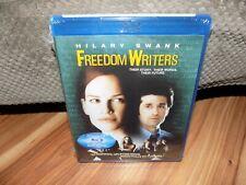 Freedom Writers (Blu-ray Disc) Hilary Swank - UPC IS CUT - BRAND NEW