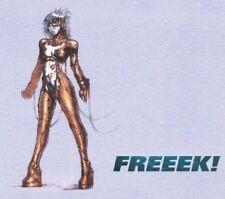 George Michael Freeek Australian CD Single RARE 2002 Wham 1 Mix From Patience