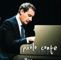 Paolo Conte Gli Anni 70 Doppio CD NEW Sigillato Sony 2011 Best Of 2 CD Successi