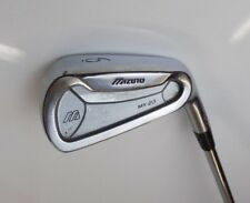 MIZUNO MX23 FORGIATO flusso di grano 6 FERRO ACCIAIO REGULAR FLEX SHAFT Mizuno Grip