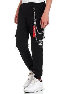 XRebel Kinder Junge Jogging Hose Jogger Streetwear Sporthose Modell W40