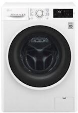 Lavadora secadora LG F4j6tm0wc 8 4 kg 1400 rpm