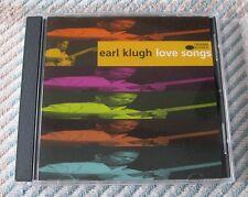 Earl Klugh - Love Songs - Scarce Mint Blue Note Cd Album