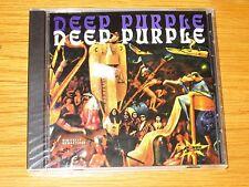 "LOT of 2 NEW SEALED DEEP PURPLE CDs - ""DEEP PURPLE"" + ""PURPENDICULAR"""