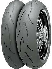 Continental ContiAttack SM Supermoto EVO 120/70R17 Front Radial Tire 02445730000